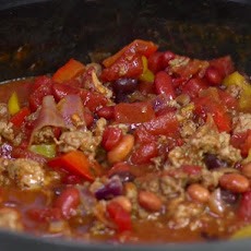 Jamie's Award Winning Chili
