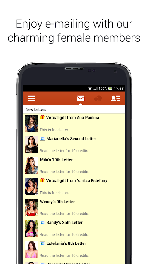 AmoLatina: Latin Dating App Screenshot 3