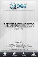Screenshot of Viet Kitchen
