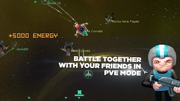 Screenshot of Pocket Fleet Multiplayer