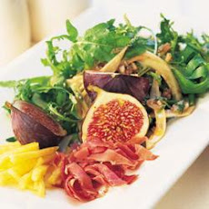 Figs with Parma ham