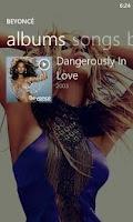 Screenshot of UberMusic