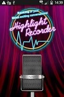 Screenshot of Highlight Recorder