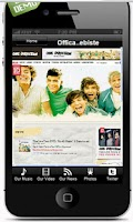Screenshot of One Direction Music And Videos