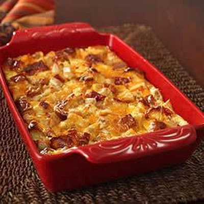 King's Hawaiian Turkey Casserole
