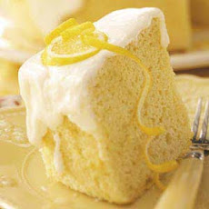 Lemon Chiffon Cake Recipe