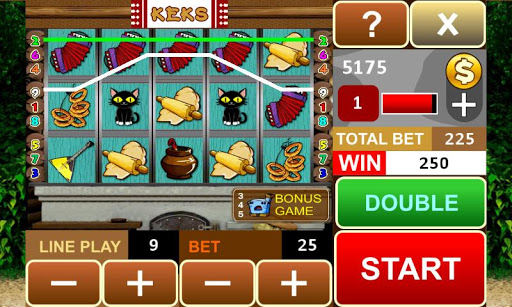 Keks slot machine - screenshot