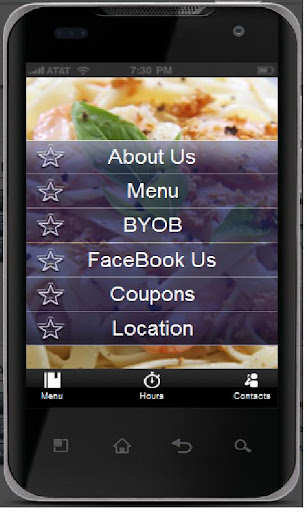玩教育App|Italian Garden Restaurant免費|APP試玩