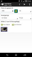 Screenshot of 1-Klick Kleinanzeigen FREE