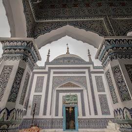 BHIT SHAH by Noman Lodhi - Buildings & Architecture Public & Historical