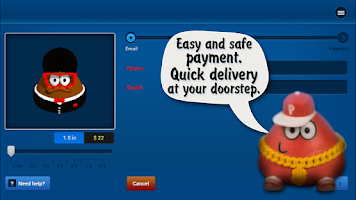 Screenshot of Toyze