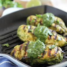 Spicy Salsa Verde Chicken