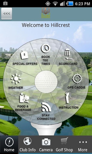 Hillcrest Golf and CountryClub