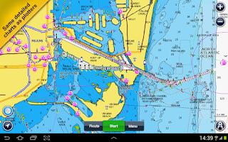 Screenshot of Boating Asia&Africa HD