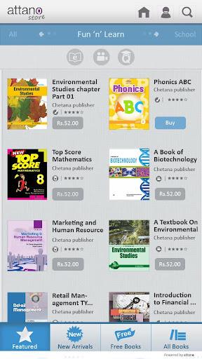 Attano eBooks EduTV