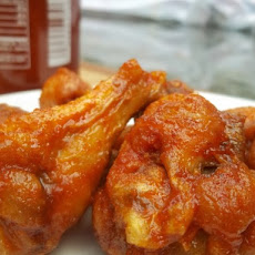 Sriracha-Honey Wings Recipe
