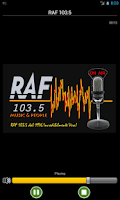 Screenshot of Raf103.5