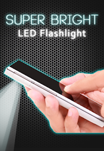 Super Bright LED Flashlight - screenshot