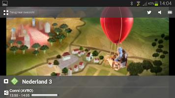 Screenshot of Ziggo TV