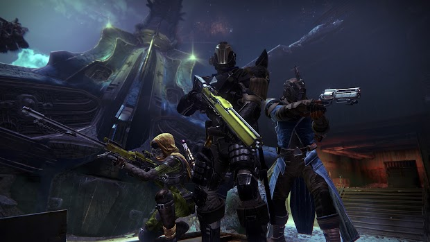 Pre-loading to arrive on the PS4 with Destiny