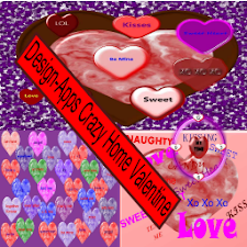 Heart Candy Theme