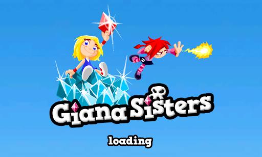 Giana Sisters - screenshot