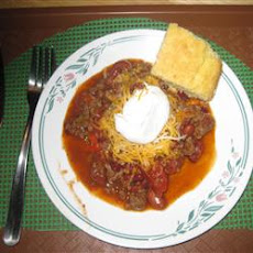 Minnesota Golf Course Chili