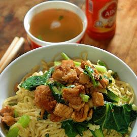 MIE AYAM by Hendra Hermawan - Food & Drink Cooking & Baking