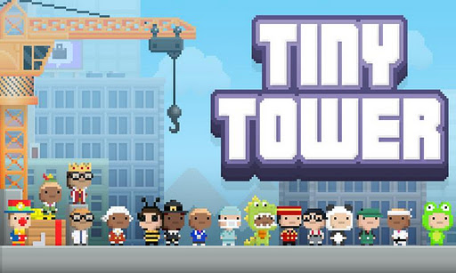 tiny-tower for android screenshot