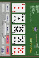 Screenshot of Jackpot Poker [free]