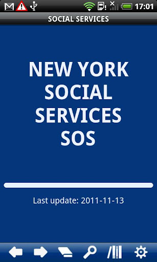 New York State Social Services