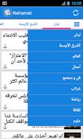 Screenshot of Lebanon News