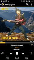 Screenshot of MediaMonkey Beta