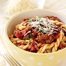 Slow-Cooker Macaroni and Beef
