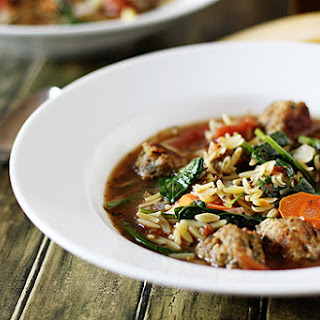 Wedding Soup With Meatballs And Chicken Recipes