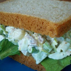 Easy Homemade Chicken Salad