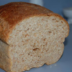 Cracked Wheat Buttermilk Bread With Sunflower Seeds