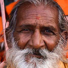 Inquisitive eyes by Rakesh Syal - People Portraits of Men (  )