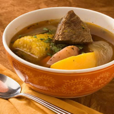 Cazuela de Vaca (Beef and Pumpkin Stew)