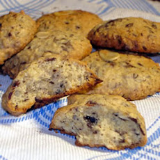 Almond Chocolate Coconut Cookies II
