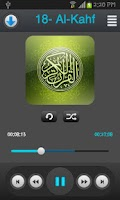 Screenshot of Holy Quran - Minshawi Tajweed