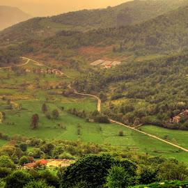 by Luna Sol - Landscapes Mountains & Hills