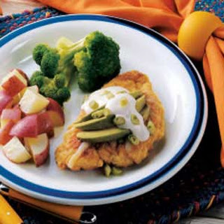 Cornmeal Breaded Chicken Recipes