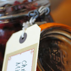 Instant Cranberry And Brandy Mincemeat