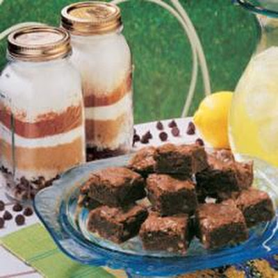 Sand Castle Brownie Mix