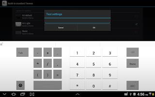 Screenshot of Kii Keyboard + Emoji