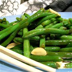 'Chinese Buffet' Green Beans