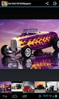 Screenshot of Hot Rod HD Wallpapers