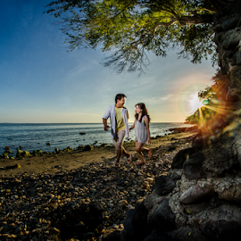 Take Me To Your Heart by Rikki Lim - People Couples ( zamboanga, zamboanga golf beach resort, rikkilim, cruz-demayo, philippines, aber and aileen, prenup )
