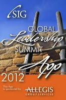 Screenshot of SIG Global Leadership Summit